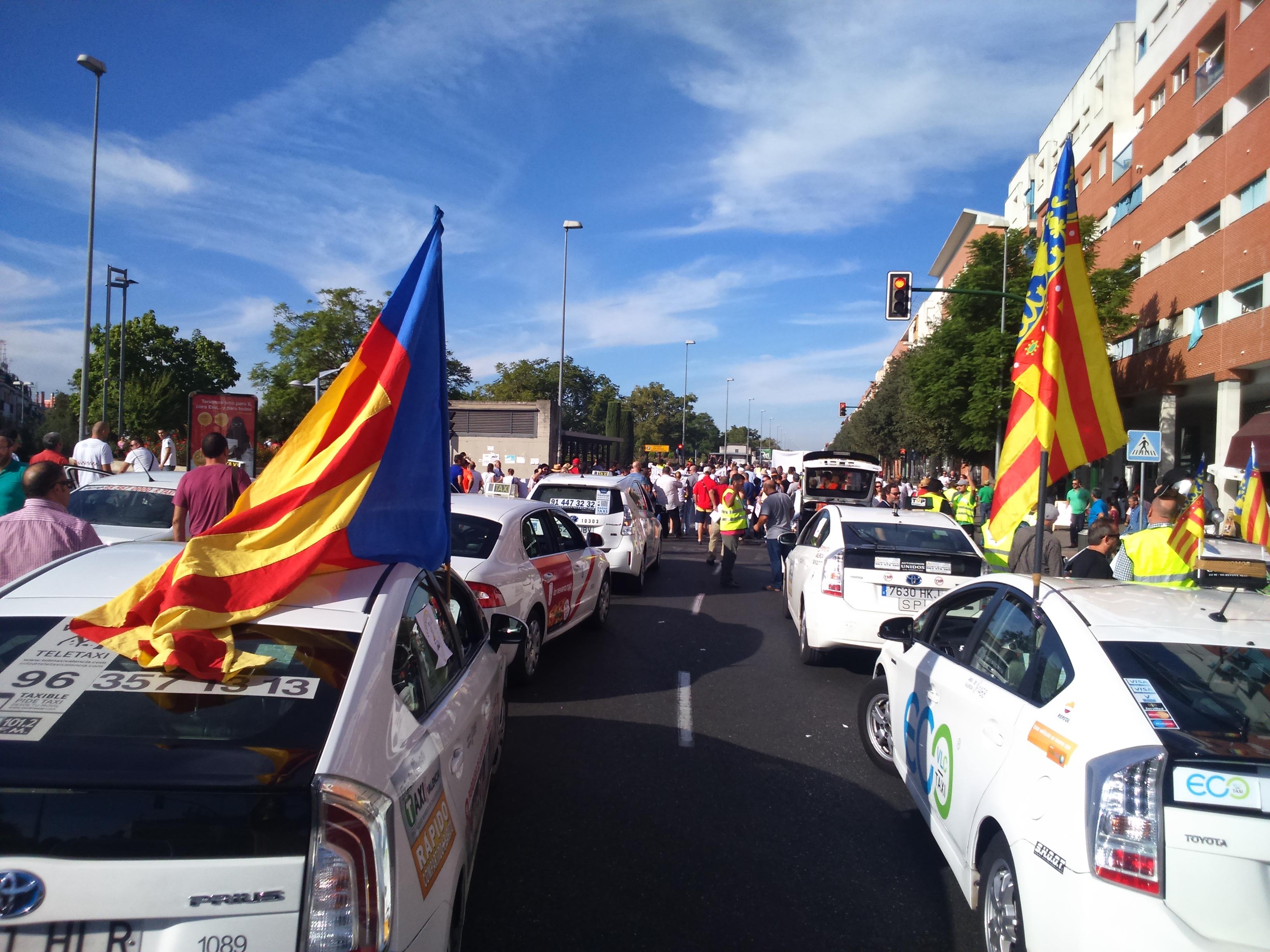 Manifestación del 11 de septiembre en Córdoba